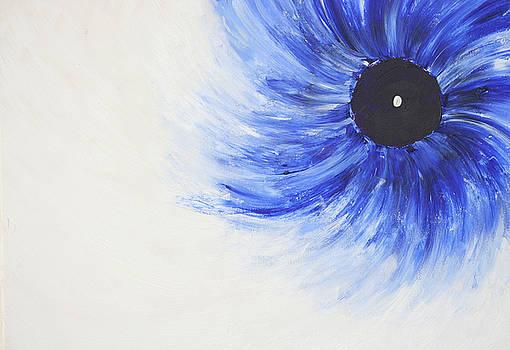 Third Eye-ris by Malik Jaffer