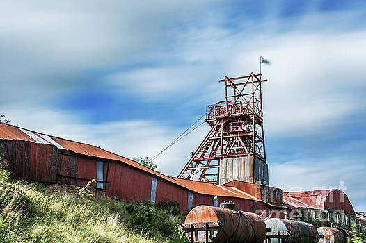 Thirty Seconds at Big Pit by Steve Purnell