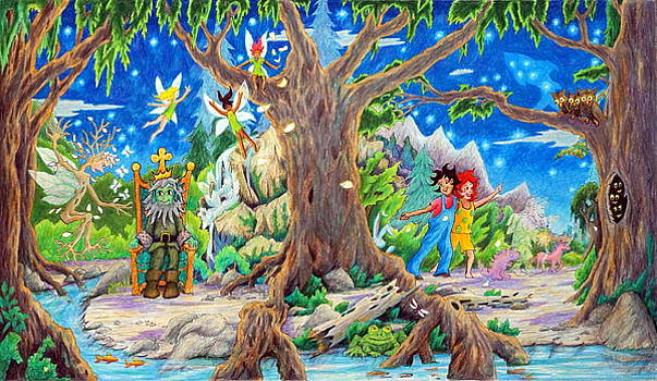 This Magical Land by Matt Konar