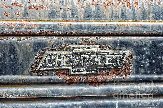 This Old Chevrolet by Emily Kay