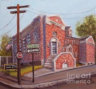 Thomas Hill School by Rita Brown