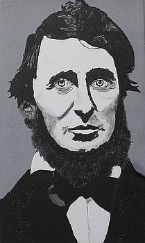 Thoreau by Ralph LeCompte