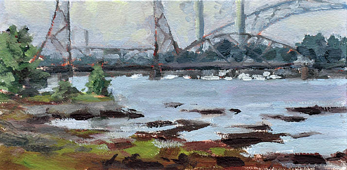 Three Bridges by Mary Byrom