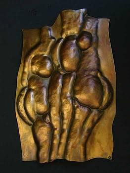 Three Graces 2 by Todd Malenke