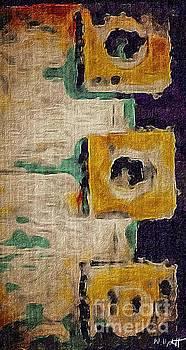 Three 3 by William Wyckoff