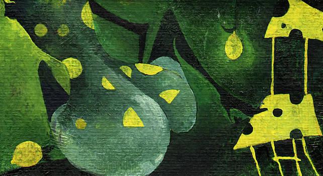 Three lemons by Maya Manolova