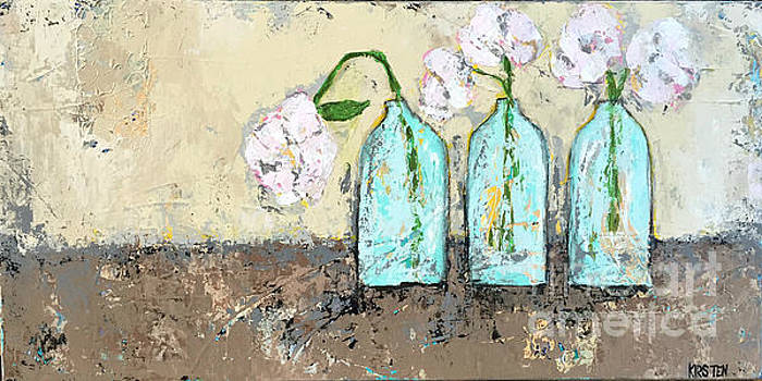 Three of a Kind by Kirsten Reed