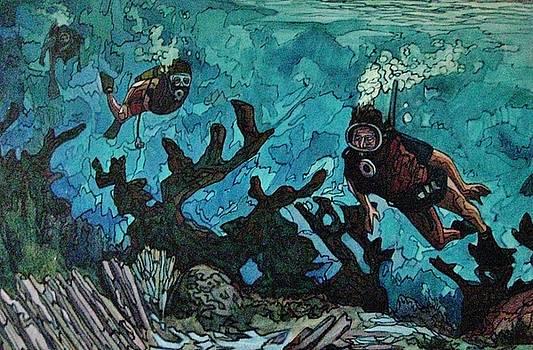 John Malone - Three on a Reef
