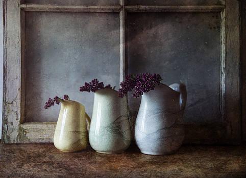 Three Pitchers by Nichon Thorstrom
