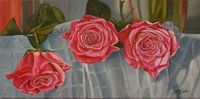 Three Sisters by Cynthia Snider