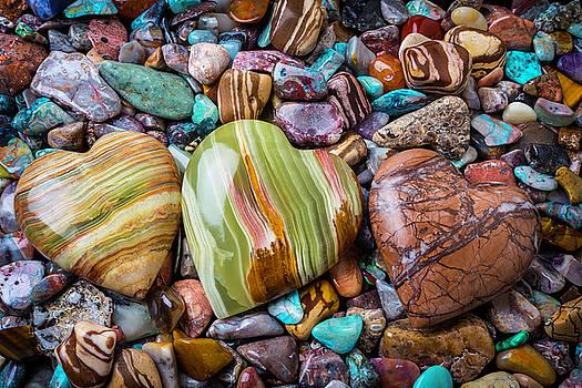 Three Stone Hearts by Garry Gay