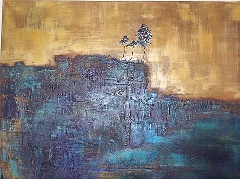 Three Trees by Jane Robinson