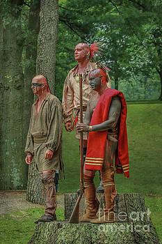 Randy Steele - Three Warriors Bushy Run