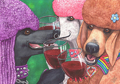 Three Wining Bitches by Catherine G McElroy