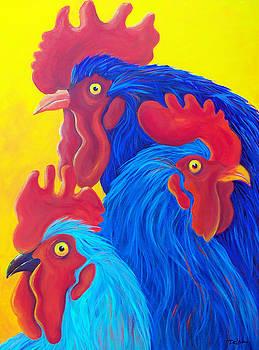 Three's a Crowd by Susan DeLain