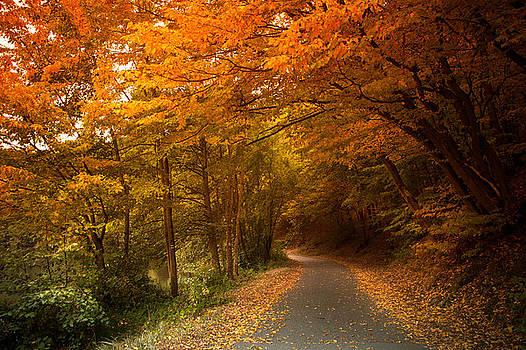 Jenny Rainbow - Through the Autumn Glory