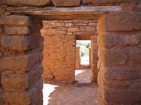 Through The Portals by CGHepburn Scenic Photos