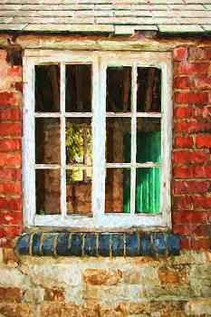 Through The Window. by ShabbyChic fine art Photography