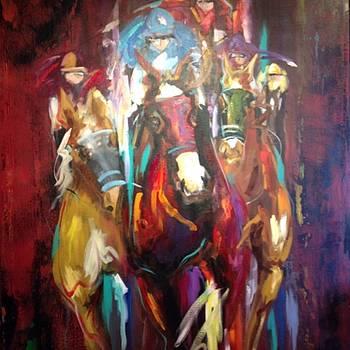 Thunder  by Heather Roddy