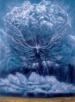 Thunderbird by Wayne Pruse