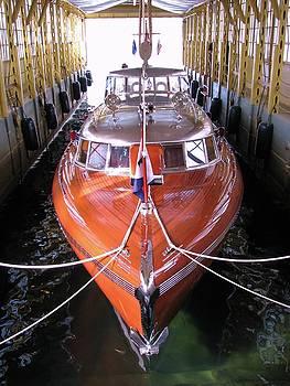Thunderbird Yacht by Edward Hass