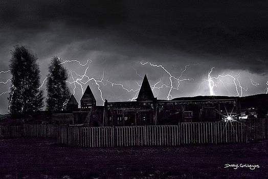 Thunderhead by Darryl Gallegos