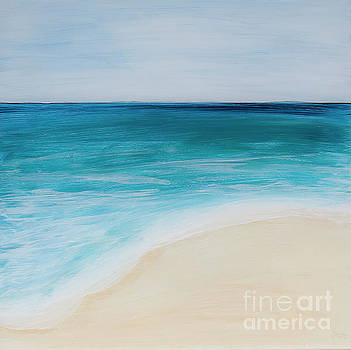 tide Coming In by Shelley Myers
