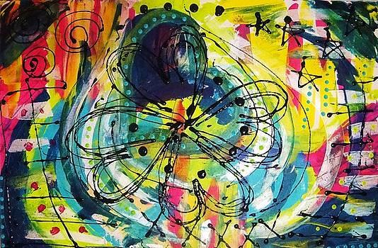 Tie N Dye by Laura Fung