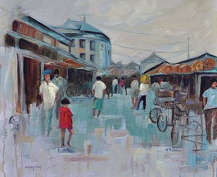 Tien Mou Village Taipei by Ginger Concepcion