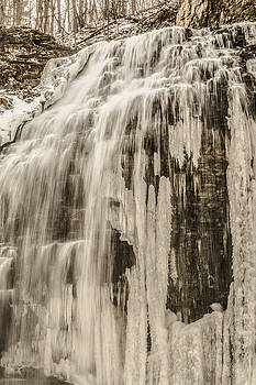 Tiffany Falls - Ancaster by Karl Anderson