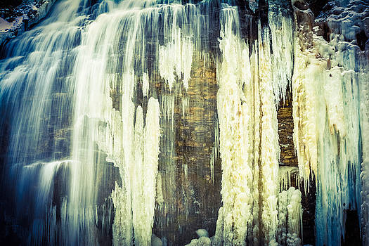 Water And Ice by Karl Anderson