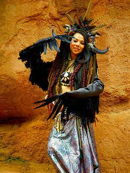 Tiffany - Tribal Shoot 1 by Bobbie Barth