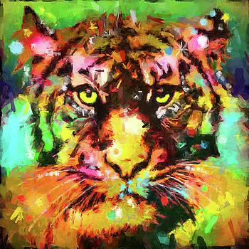 Tiger by Gary Grayson