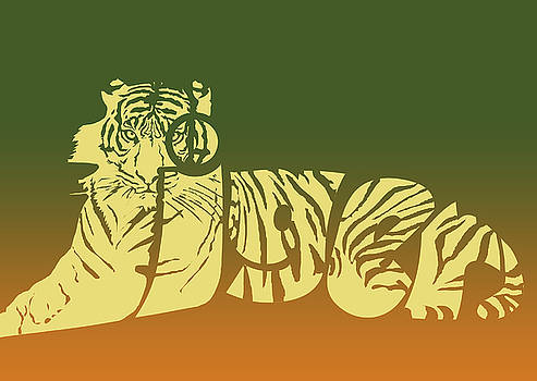 Tiger by Nelson Barros