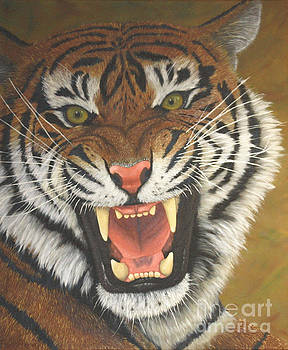 Tiger Roar by Sid Ball