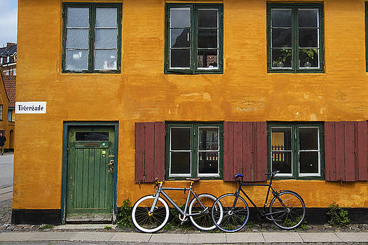 Tigergade Apartment Scene by Eric Nielsen