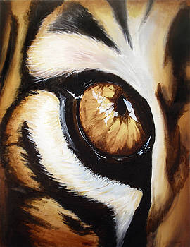 Tiger's Eye by Lane Owen