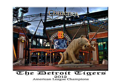 Tigers Win by Dave Manning