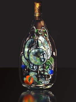 Time in a Bottle by Kristina Becker