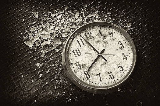 Time Stands Still by Rebecca Skinner