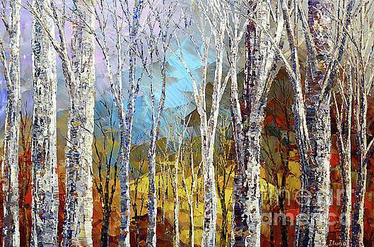 Time Tapestry by Tatiana Iliina