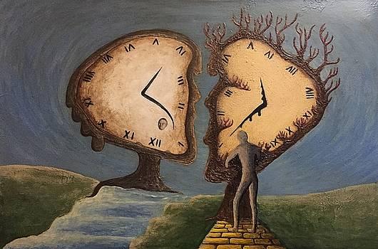 Time Travel 2016 by Steve  Hester