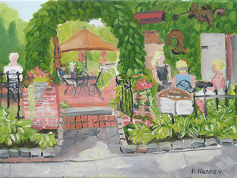 Tin Pan Galley Breakfast by Robert P Hedden