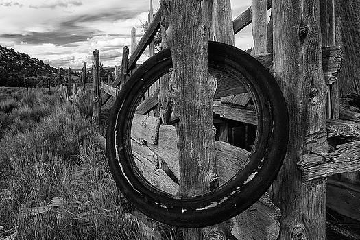 Tire of Time by Dewey Farmer