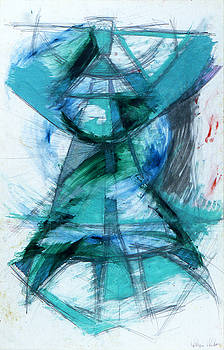 Titicaca Warrior by Laurie Wynne Weber