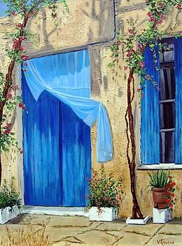 To Kounali Crete by Lesuisse Viviane