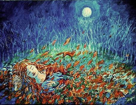 To Sleep Until Spring  by Trudi Doyle
