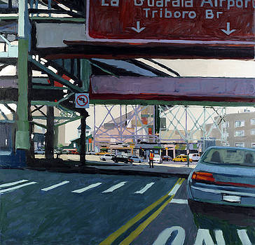 To The Triboro by Patti Mollica