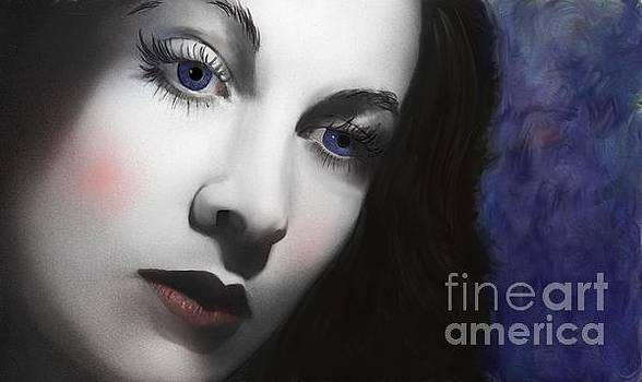 To Vivian Leigh by Sydne Archambault