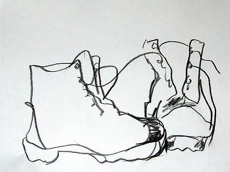 Toe 2  Toe by Linda DiGusta